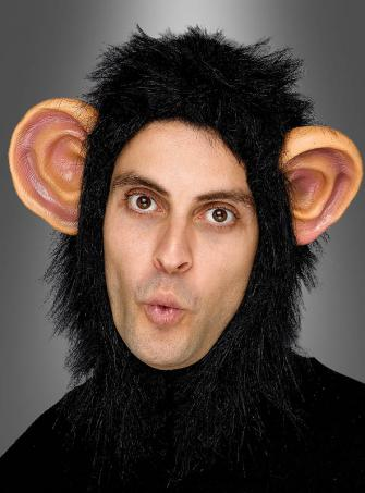 Maske Affengesicht