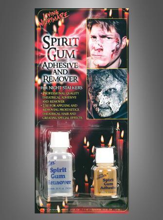 Spirit Gum Latexkleber und -entferner