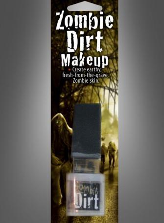 Zombie Dirt Makeup