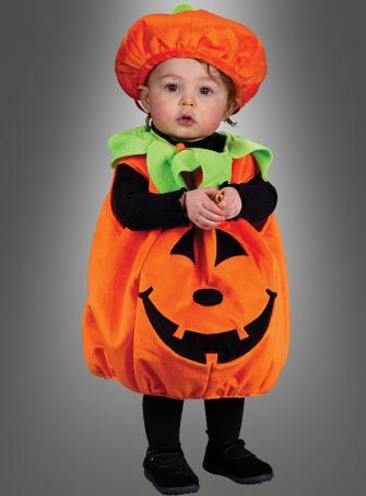 Infant Pumpkin costume