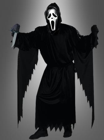 Original Ghost Face Kostüm Scream 4
