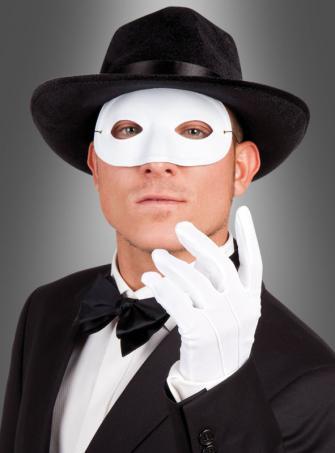 White Eye Mask
