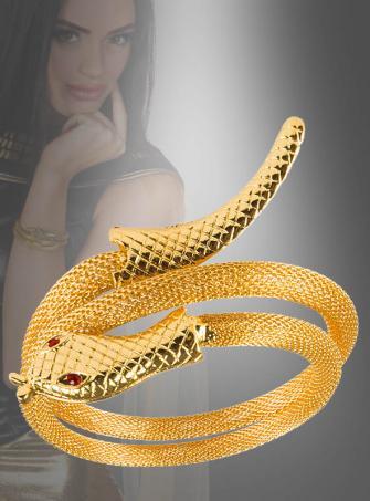 Schlangen Armschmuck