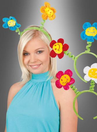 Hair Circlet Happy Flowers