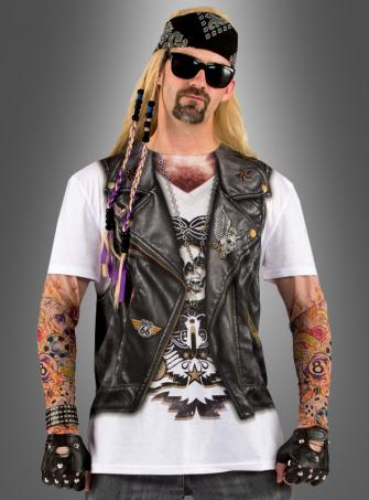 Tattoo Biker Shirt