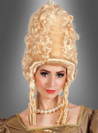 Baroque Wig Maire-Antoinette