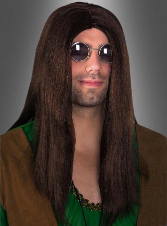 Hippie John Langhaarperücke