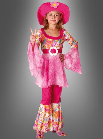 Hippie Children Costume Luna
