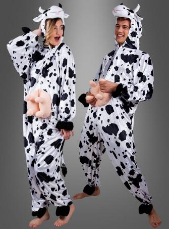 Cow Jumpsuit with Udder