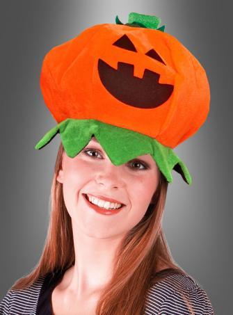 Pumpkin Cap