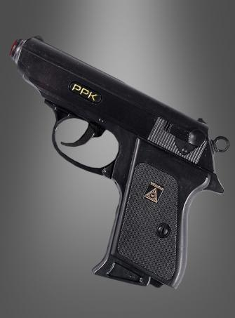 PPK Walther Percy Agent Action Pistol
