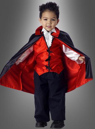 Kleiner Vampir Kinderkostüm