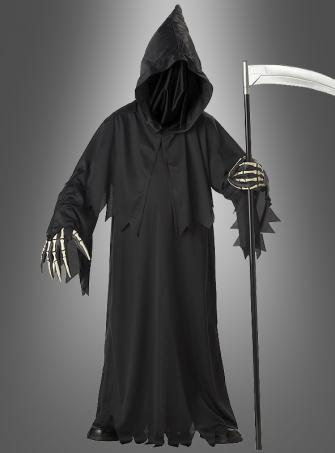 Grim Reaper Deluxe child costume