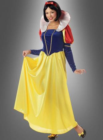Märchenprinzessin Schneewittchen Kostüm Damen