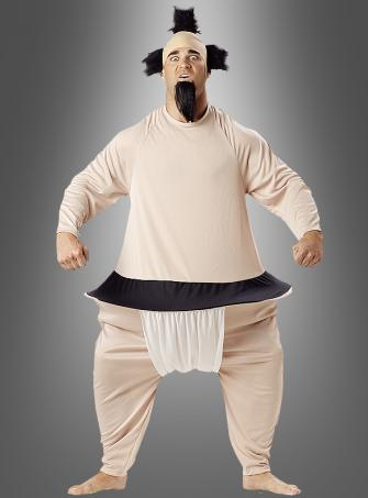 Sumo Ringer Spaßkostüm
