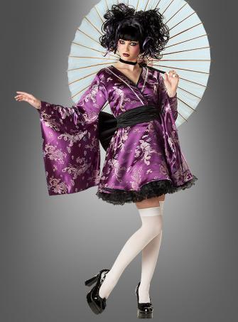 Sexy Geisha Lolita Kostüm