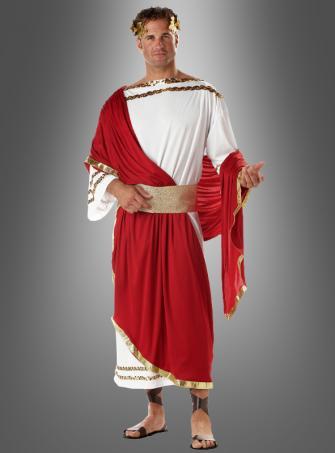 Cäsar Kostüm römische Toga für Herren