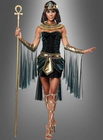 Kleopatra Kostüm Ägyptische Göttin Isis