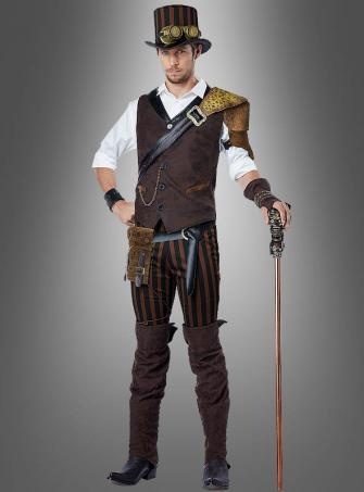 Steampunk Adventurer