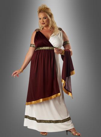 XXL Römerin Kostüm