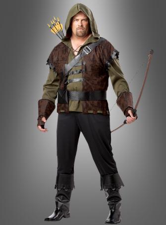 Robin Hood Costume Plus Size