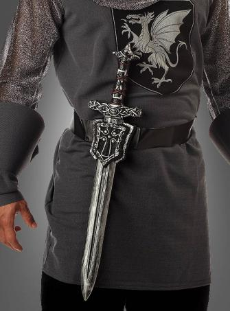 Ritterschwert mit Gürtel