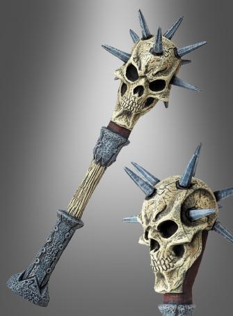 Skull Mace