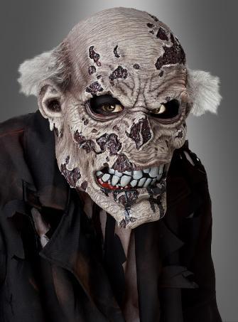 Zombiemaske beweglich Ani-Motion