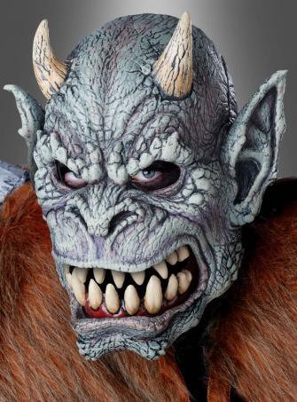 Gargoyle Halloween Maske beweglich