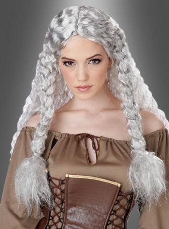 Viking Princess Wig