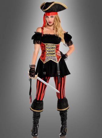 Piratin Miss Bonny