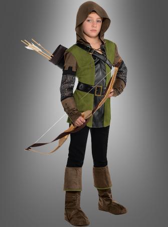 Robin Hood Kostüm deluxe