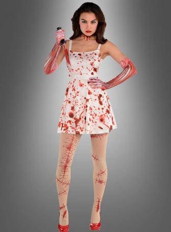 Blutiges Kleid