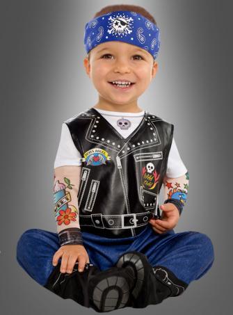 Baby Rocker Costume