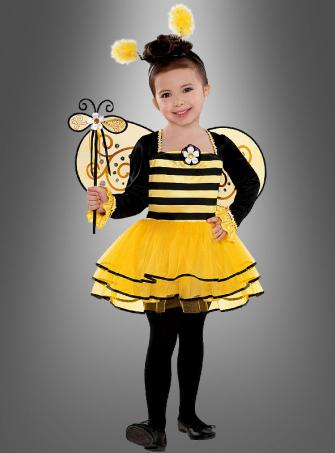 Busy Bee Children Costume