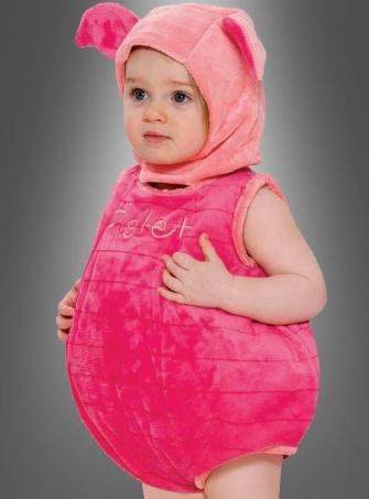 Piglet Baby Costume