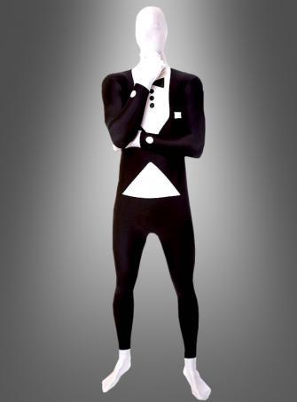 Morphsuit Frack Anzug
