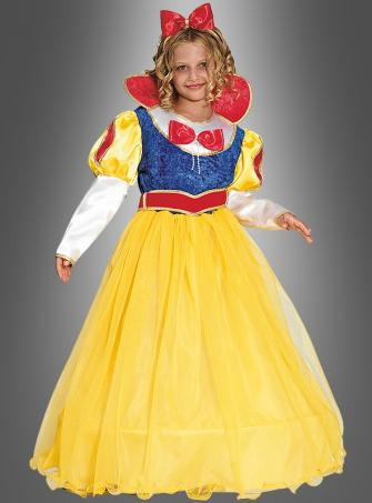 Deluxe Snow White Children Costume