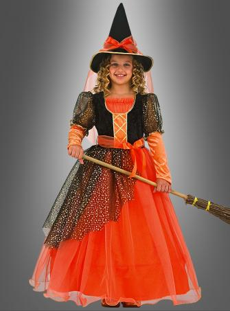 Star Witch Deluxe Children Costume