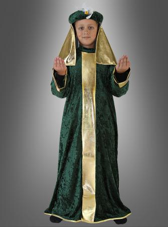 Magus green children costume