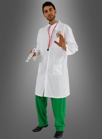 Proktologe Arztkostüm