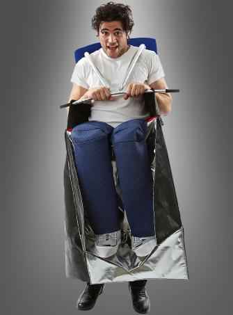 Rollercoaster Costume Adult