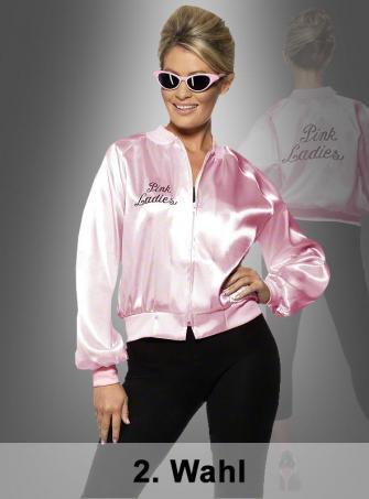 2. Wahl Grease Jacke pink 60er Jahre