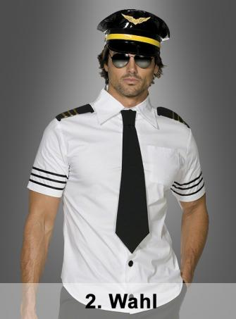 Fever High Mile captain costume