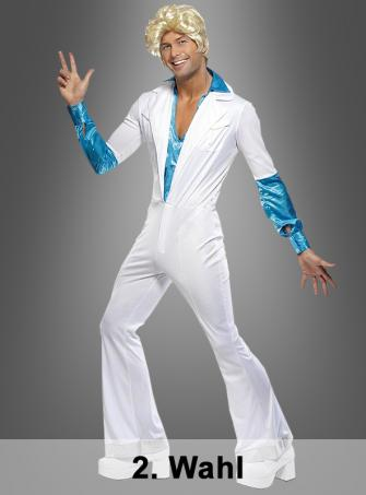 70s Disco Man Andy Costume