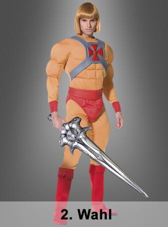 He Man prince Adam costume