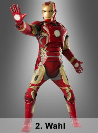 2. Rate Iron Man Mark 43 Adult