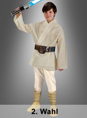 Deluxe Luke Skywalker children costume