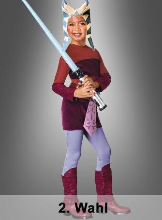 Ahsoka Jedi Clone Wars Kostüm 2. Wahl