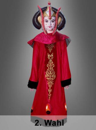 2. Rate STAR WARS Child Queen Amidala costume